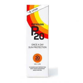 P20 Protector Solar en spray factor 20+