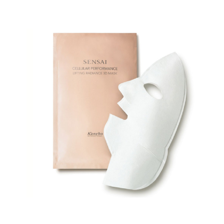 Lifting Radiance 3D Mask (6 unidades)